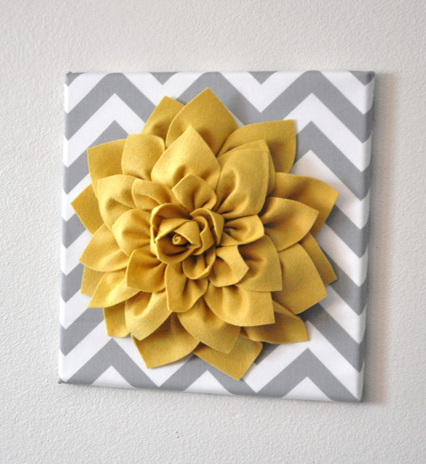 Showing Gallery of Diy Fabric Flower Wall Art (View 1 of 15 Photos)