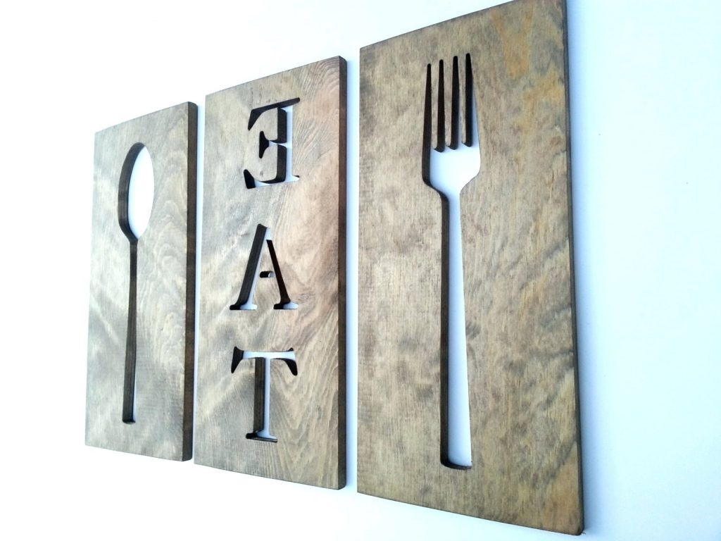 Eat Canvas Wall Art In Preferred Wall Arts ~ Eat Wall Art Uk Eat Canvas Wall Art Zoom Eat Drink (View 4 of 15)