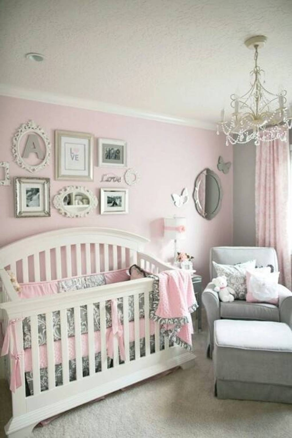 Editeestrela Pertaining To Girl Nursery Wall Accents (Gallery 11 of 15)
