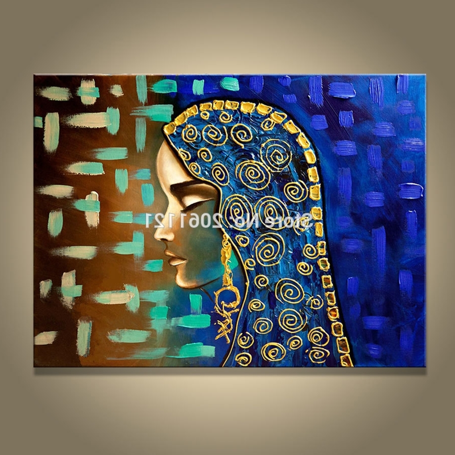 Egyptian Canvas Wall Art For Most Recently Released Buy Middle East Art And Get Free Shipping On Aliexpress (View 4 of 15)
