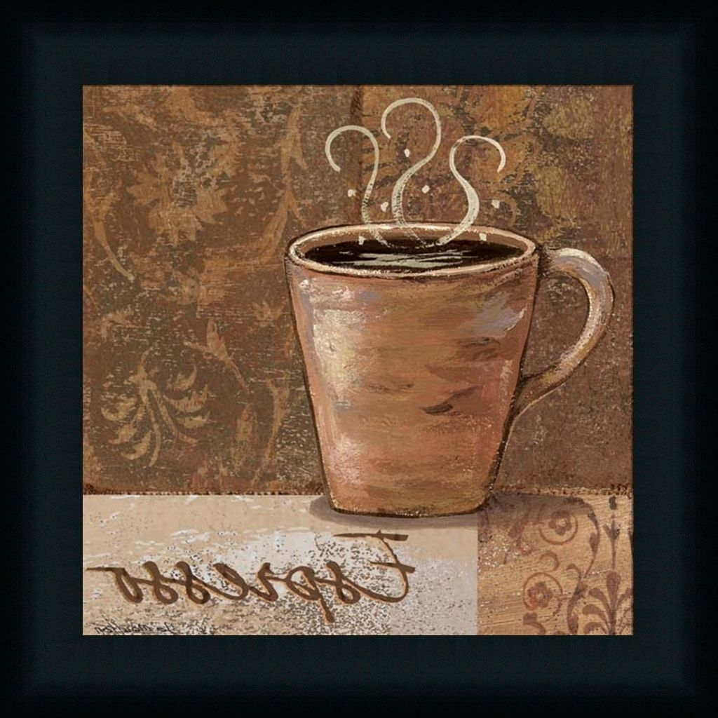Featured Photo of Framed Coffee Art Prints