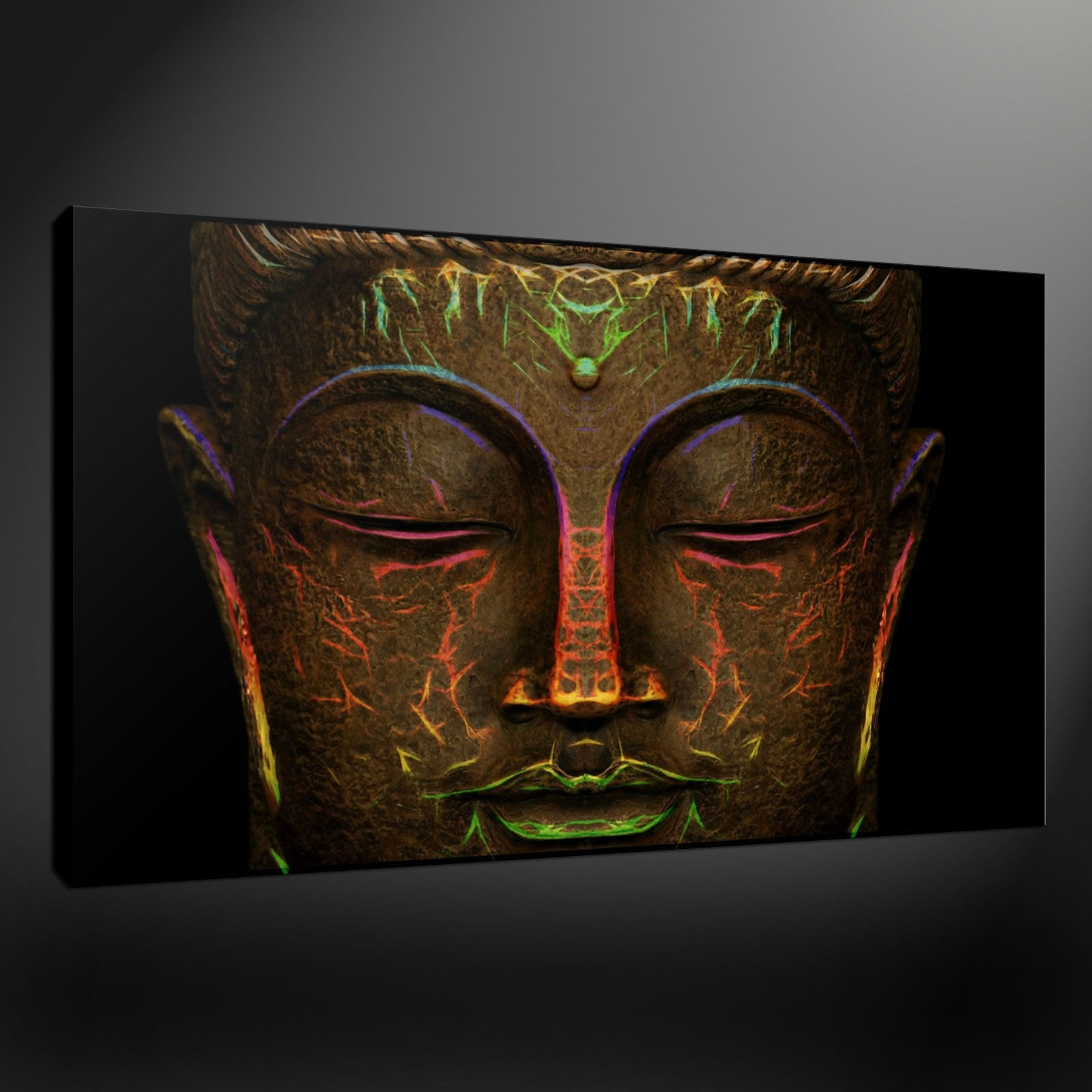 Ethnic Archives – Canvas Print Art With Regard To Latest Ethnic Canvas Wall Art (Gallery 8 of 15)