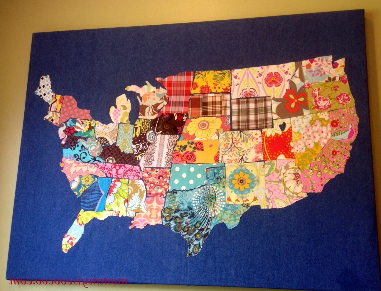Fabrics, Fabric Remnants And Craft (View 8 of 15)