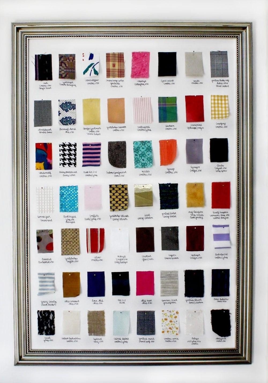 Fabrics (View 3 of 15)