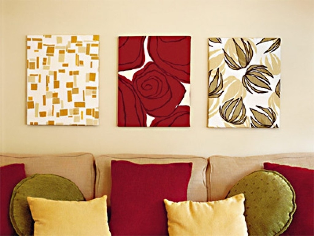 Famous ▻ Decor : 78 Fabric Wall Decoration 1000 Images About Fabric Wall Inside Fabric Wall Accents (View 8 of 15)