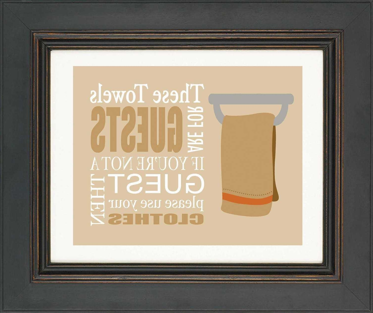 Famous Framed Art Prints For Bathroom With Bathroom Pictures Art & Complete Ideas Example (View 5 of 15)