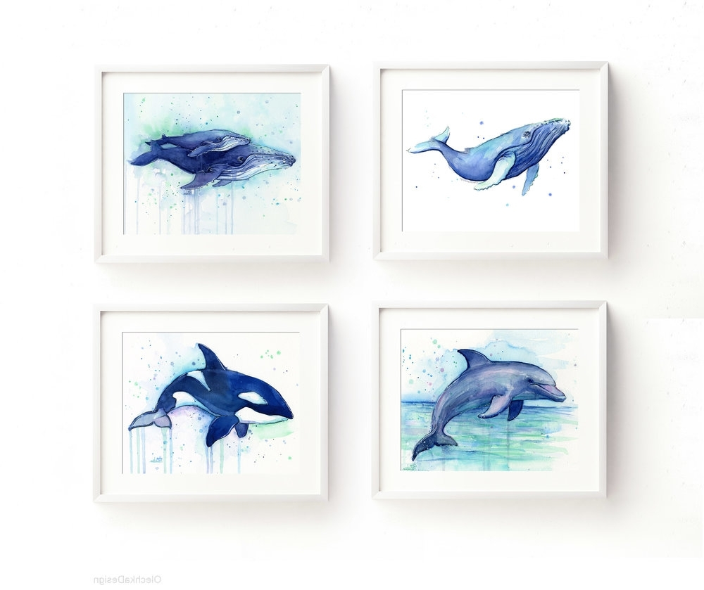 Famous Olechka Design Blog Nursery Art Prints Intended For Framed Animal Art Prints (View 7 of 15)