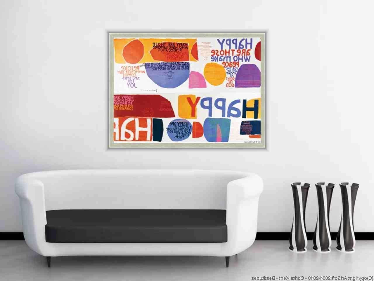Fashionable Kent Canvas Wall Art For Beatitudescorita Kent (View 14 of 15)