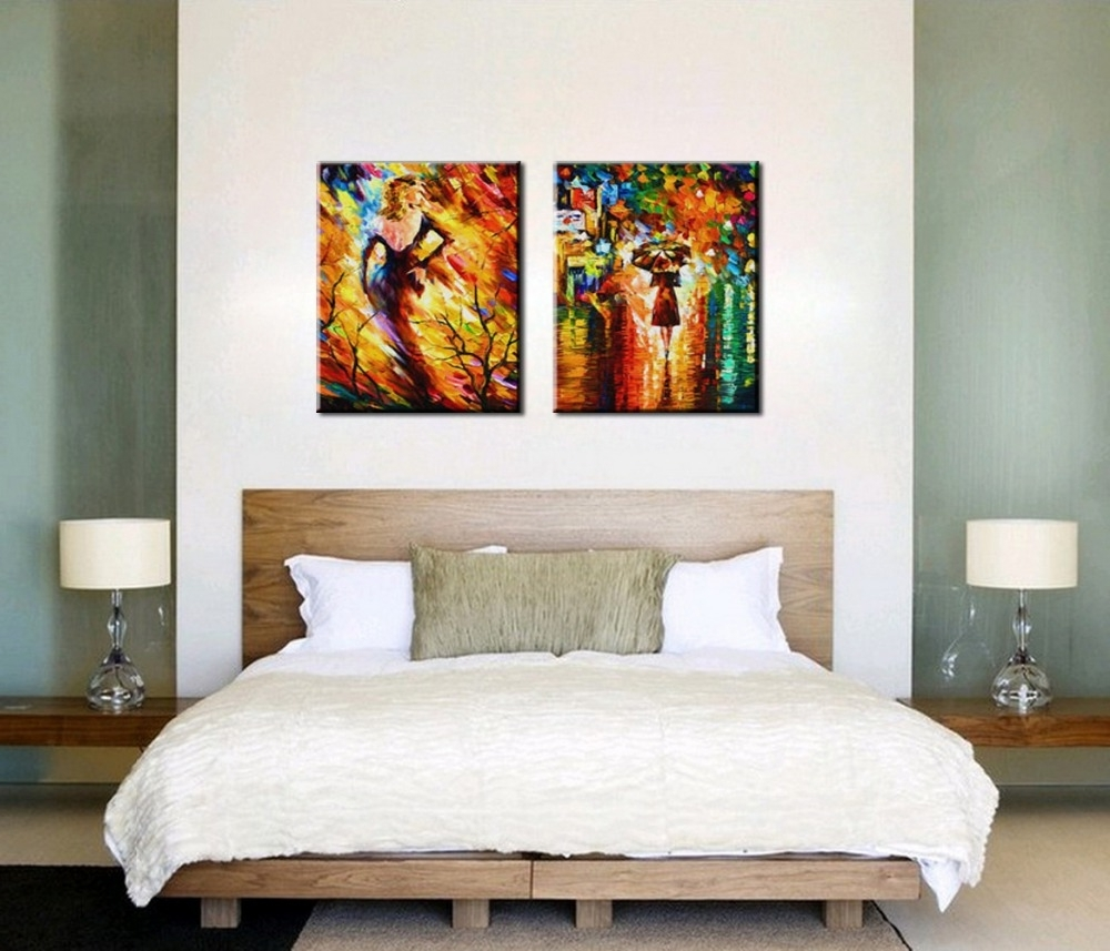 Favorite Bedroom Canvas Wall Art Regarding Bedroom Simple Bedroom Canvases Throughout Canvas Wall Art Home (View 10 of 15)