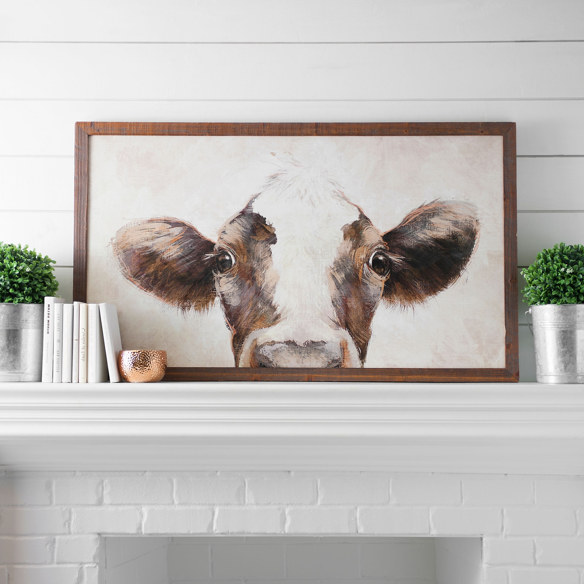 Favorite Chocolate Milk Framed Art Print (View 9 of 15)