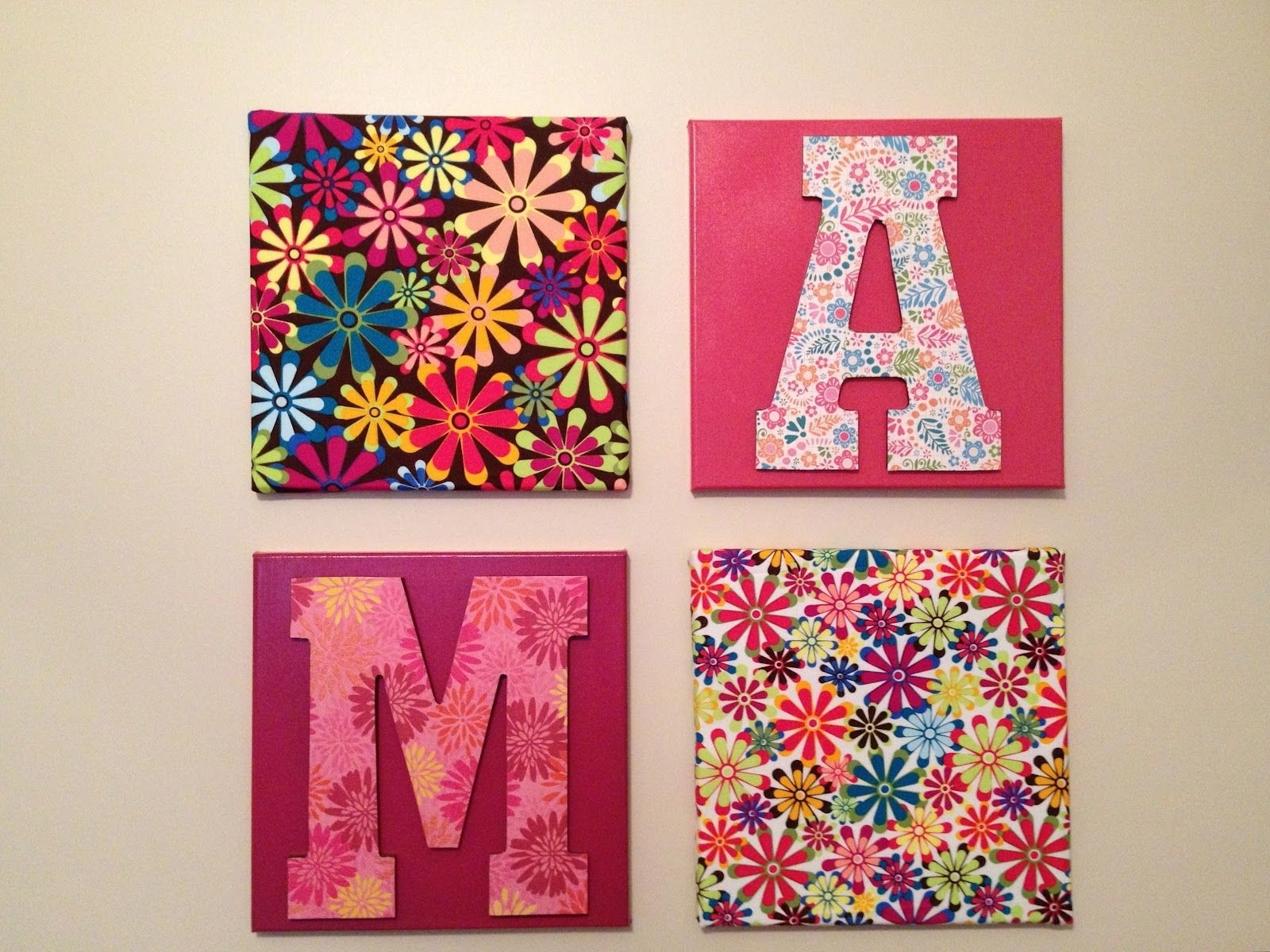 Favorite Craft Ideas For Girls (View 4 of 15)