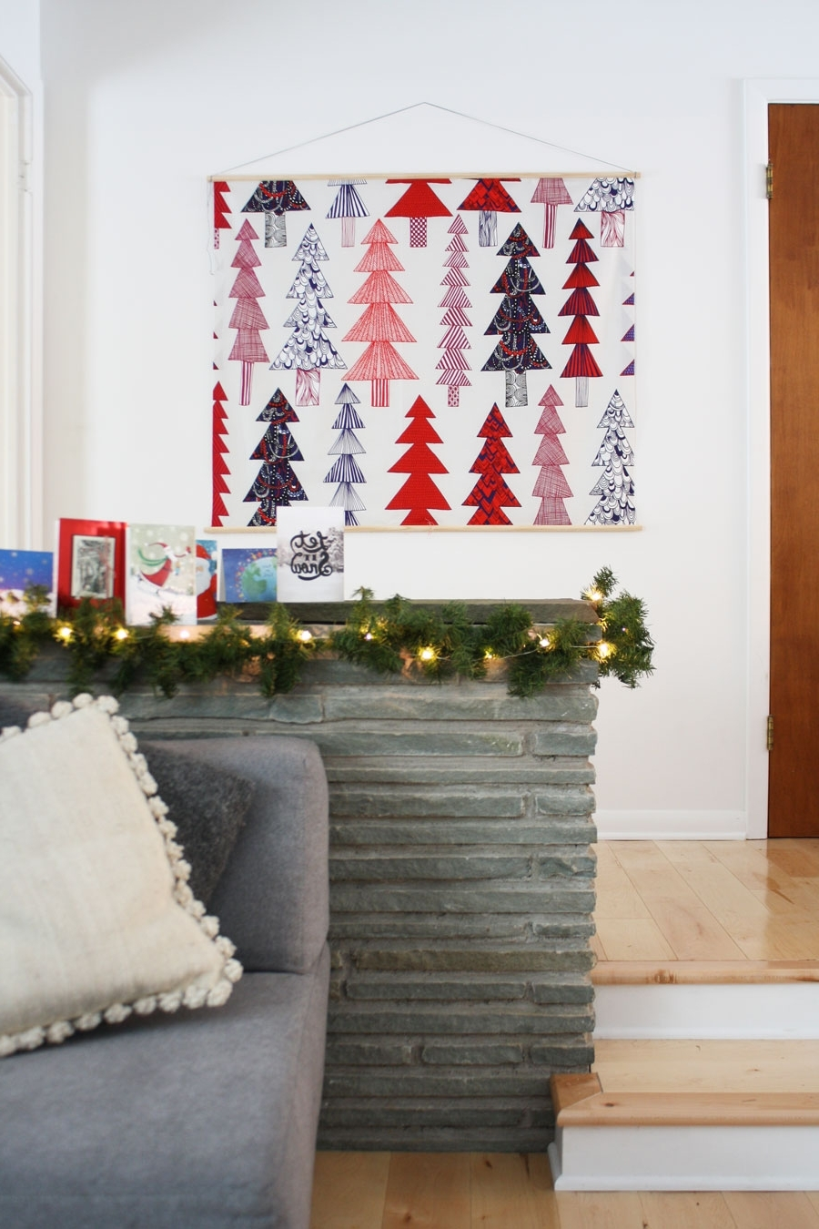 Favorite How To Make A Wooden Frame For A Diy Wall Tapestry (View 5 of 15)