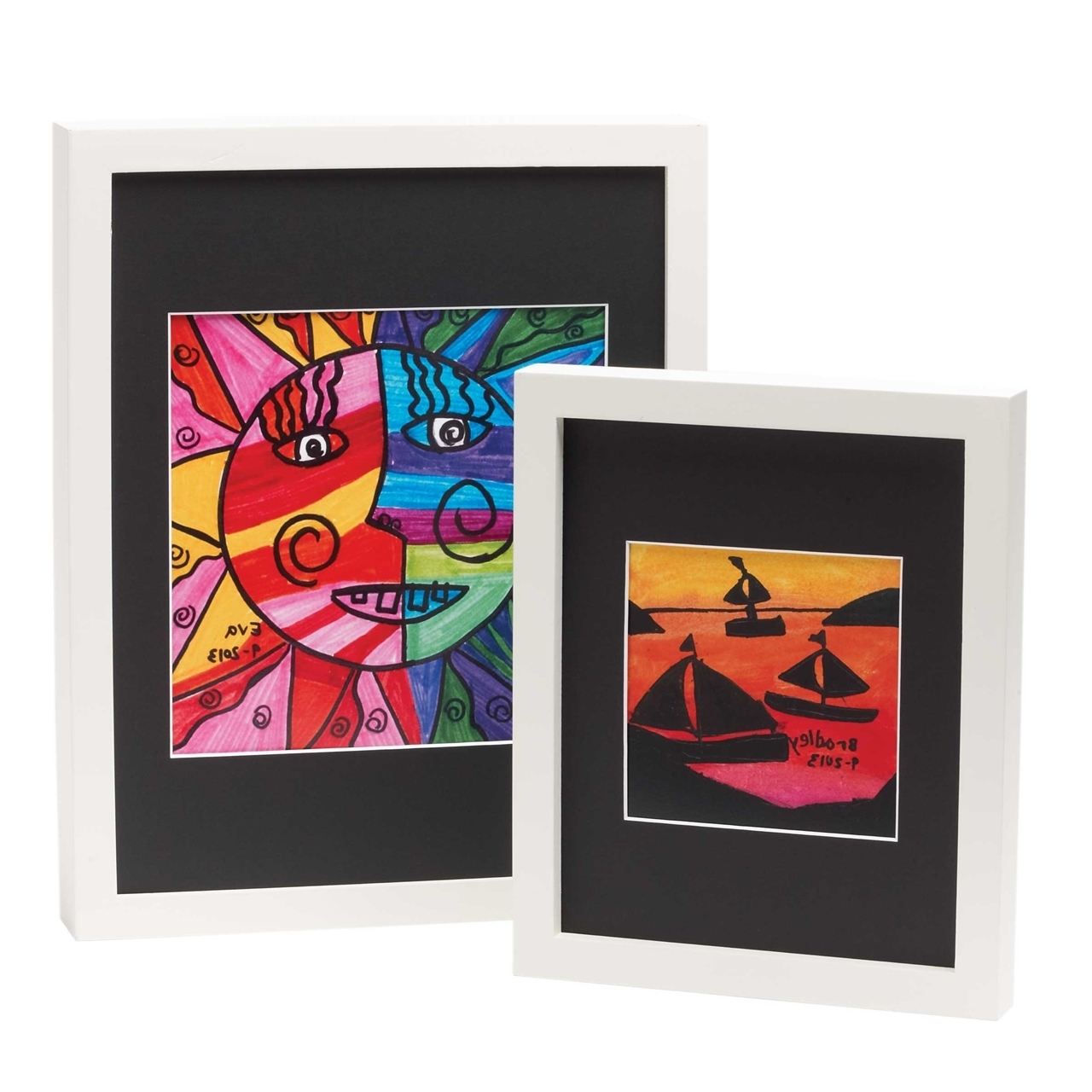 Favorite Square 1 Art::matted Print With Regard To Framed And Matted Art Prints (View 3 of 15)