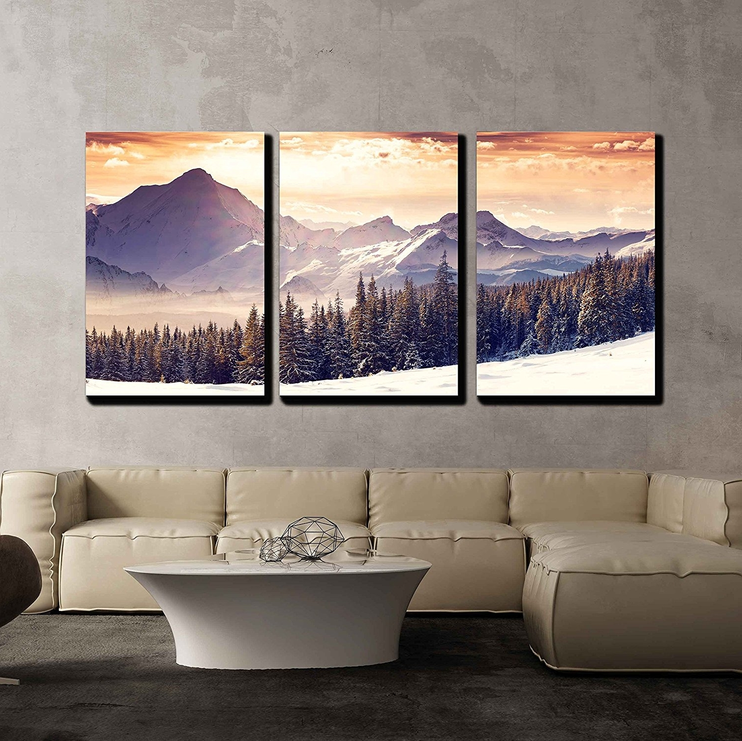 Favorite Wall26 – Art Prints – Framed Art – Canvas Prints – Greeting For Landscape Canvas Wall Art (View 4 of 15)