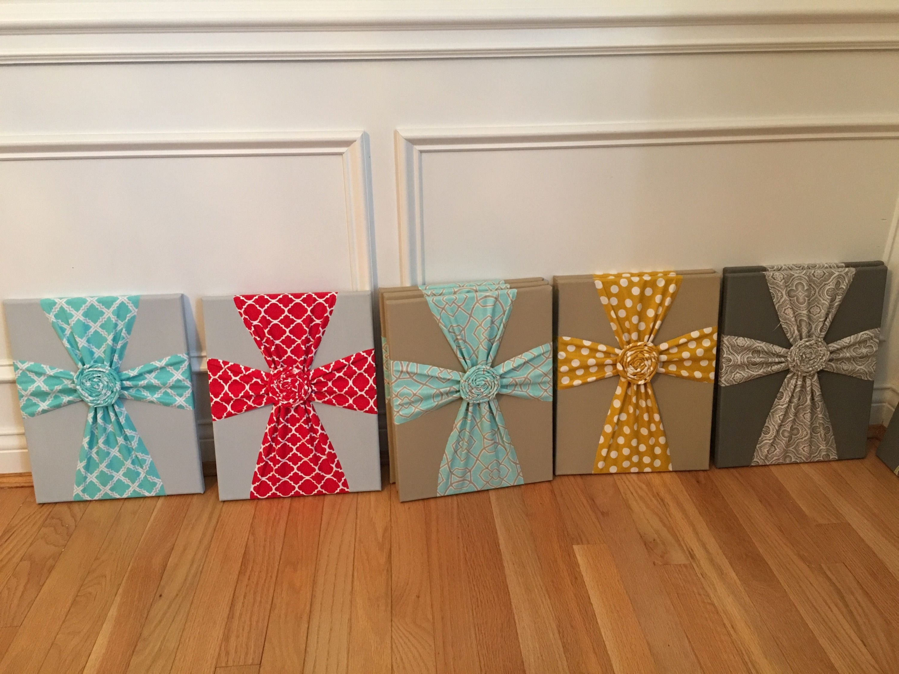 Favorite With The Holidays Around The Corner I Am Starting To Think About Inside Custom Fabric Wall Art (View 10 of 15)
