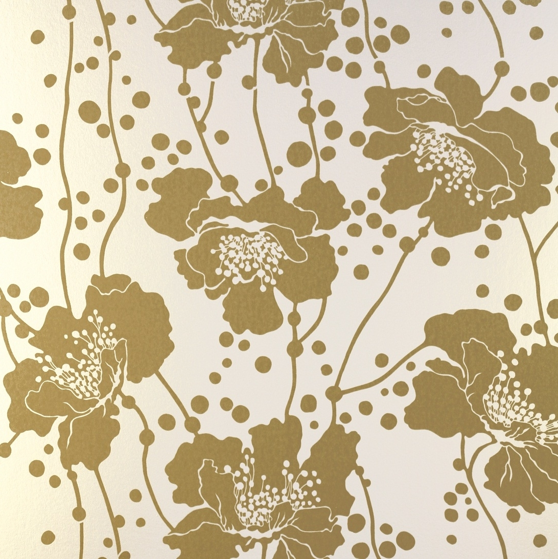 Florence Broadhurst Fabric Wall Art Intended For Well Known Florence Broadhurst Pattern – Google Search (View 8 of 15)