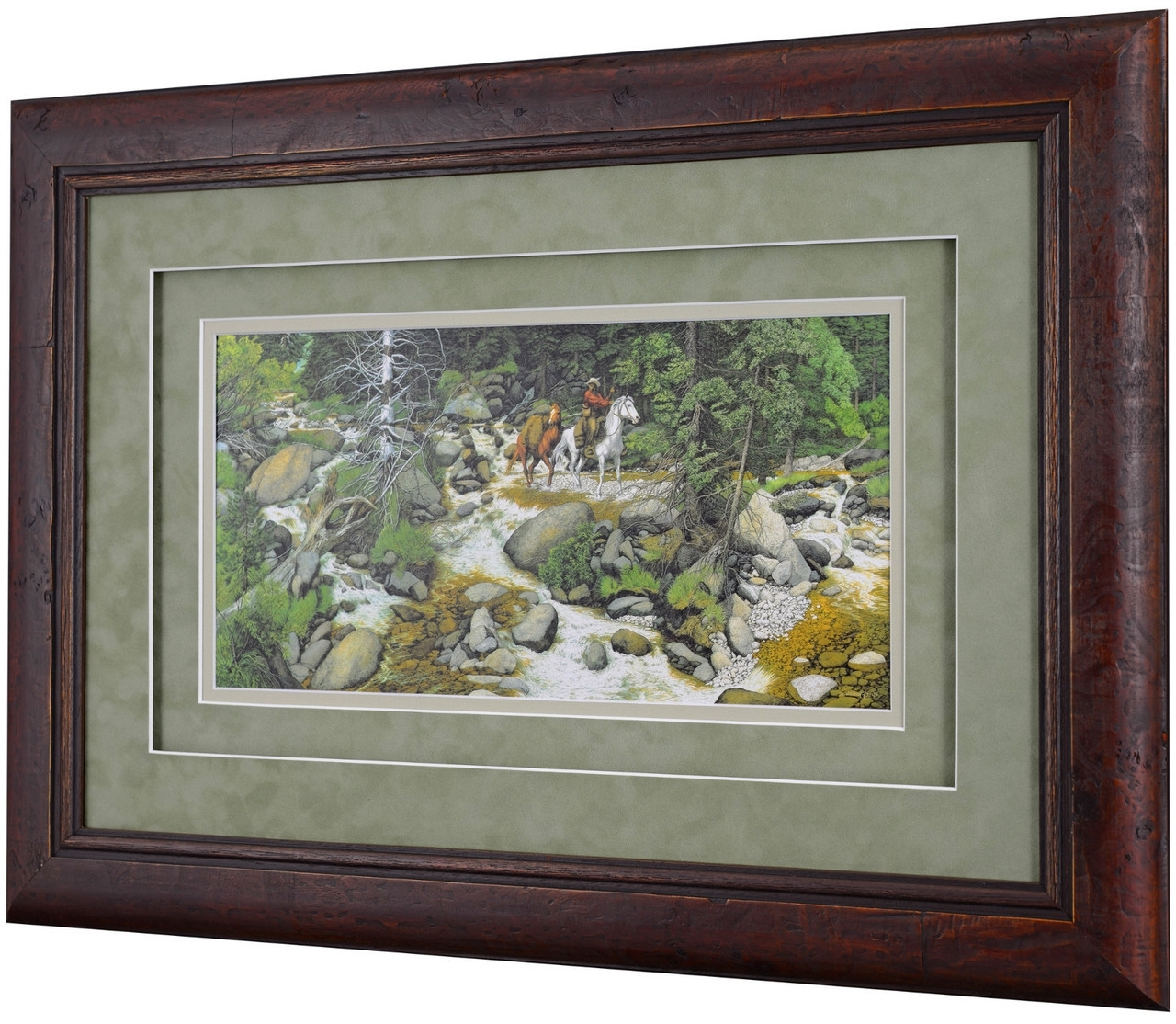 Framed And Matted Art Prints Inside Well Liked Bev Doolittle Art For Sale (View 4 of 15)
