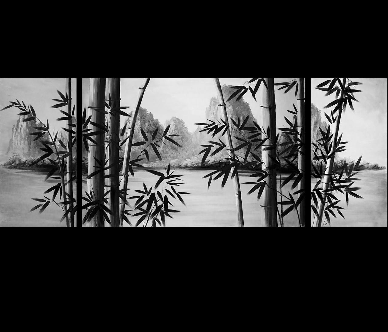Framed Asian Art Prints For Recent Wall Art Designs: Japanese Wall Art Framed Artwork Canvas Art (View 8 of 15)