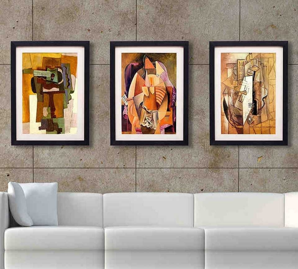 Framed Wall Art For Living Room Images With Awesome At Office With Favorite Framed Art Prints For Living Room (View 5 of 15)