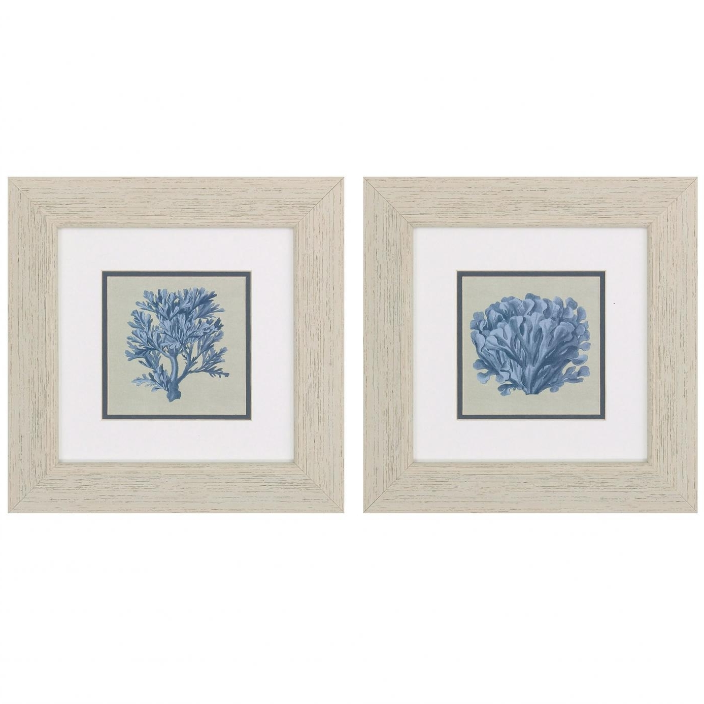 """furniture Collection Throughout Framed Coral Art Prints (View 1 of 15)"