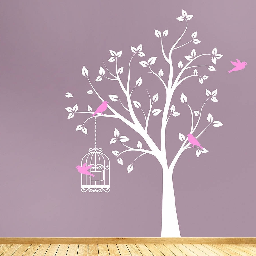 Home Decor And Design Pertaining To Fabric Bird Wall Art (View 8 of 15)
