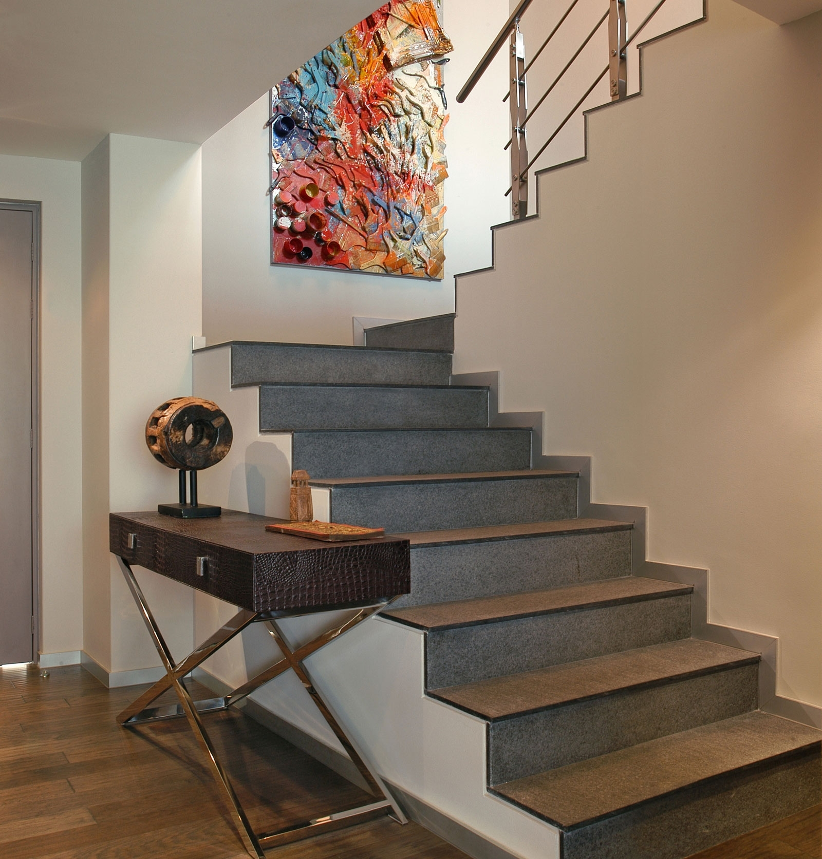 Home Decor & Furniture With Regard To Preferred Staircase Wall Accents (View 9 of 15)
