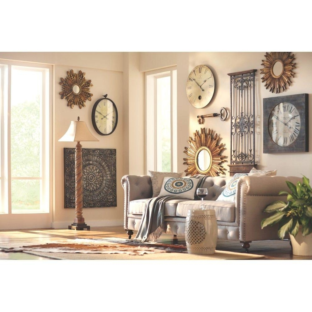 Home Decorators Collection – Art – Wall Decor – The Home Depot Intended For Favorite Wall Accents With Beige (View 3 of 15)