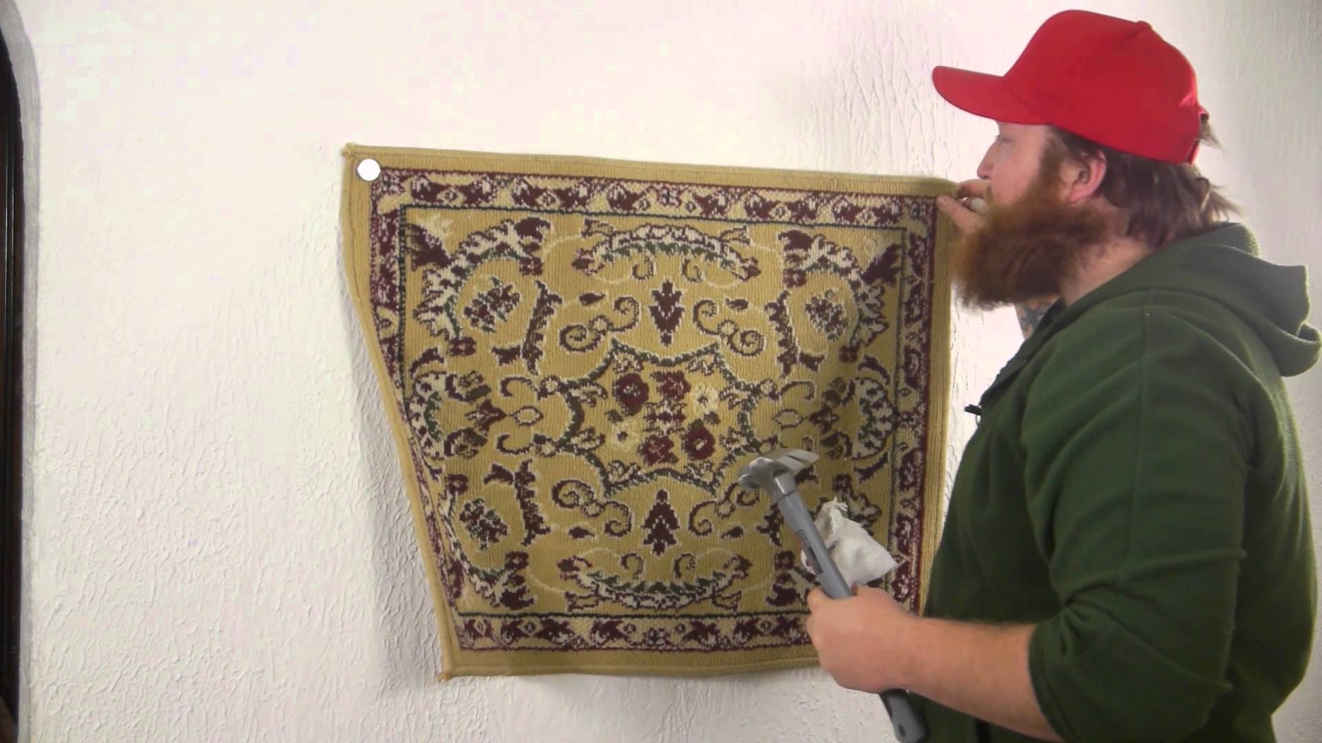 How To Attach Fabric To A Wall : Nails, Screws & Wall Hangings In Fashionable Cloth Fabric Wall Art (View 11 of 15)