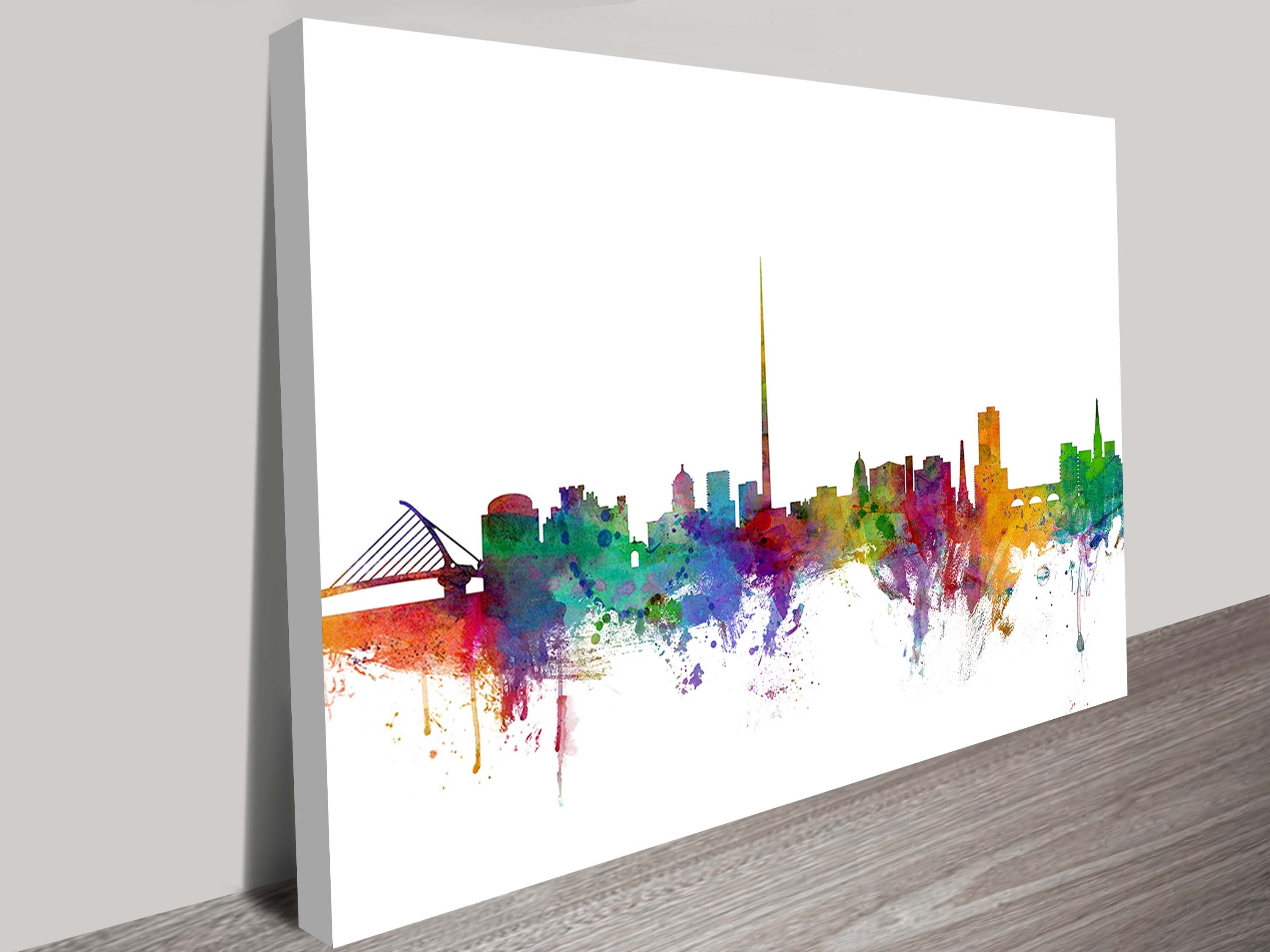 Featured Photo of Dublin Canvas Wall Art