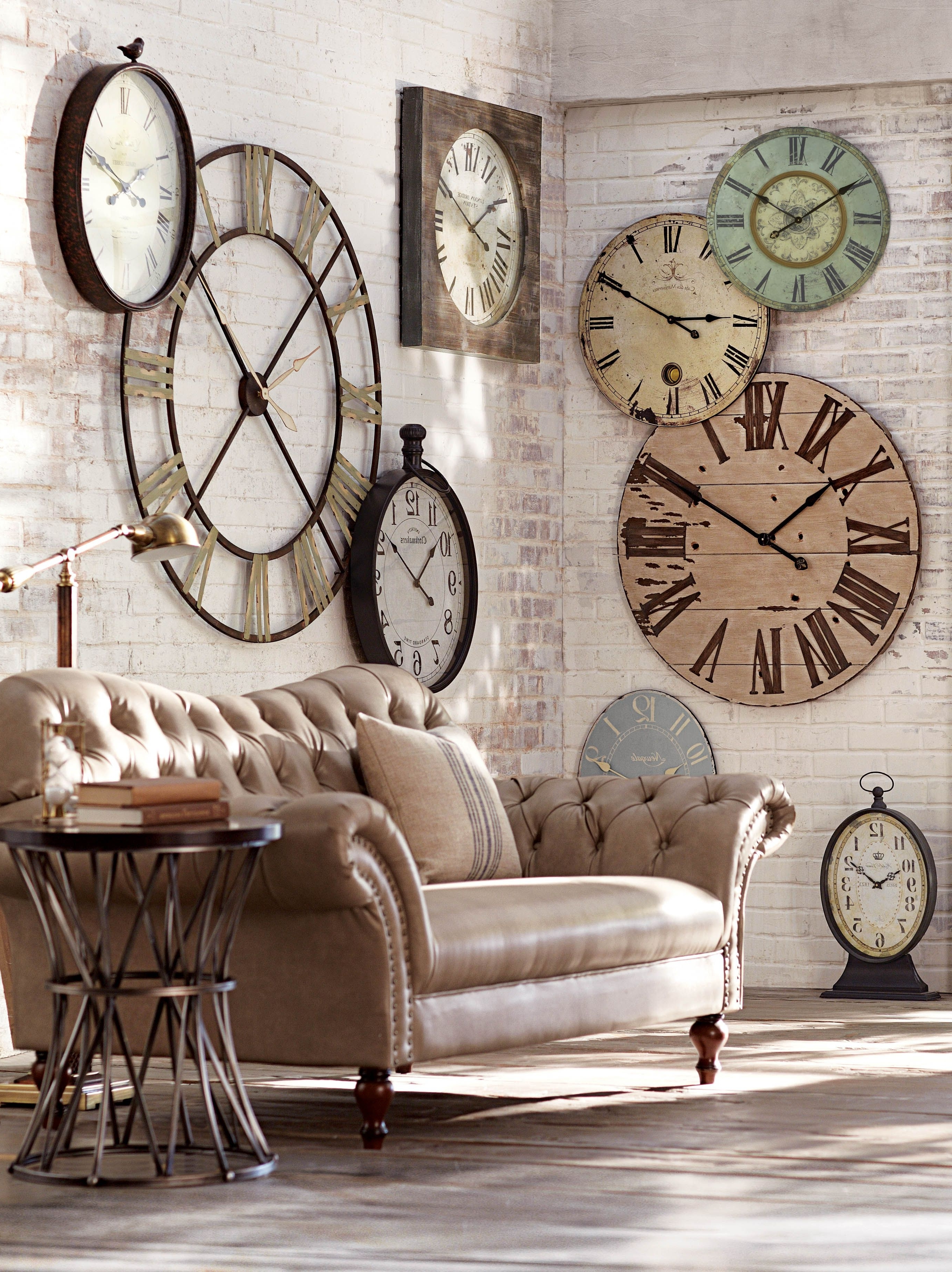 Is It Time For An Update? Try A Statement Making Wall Clock (View 11 of 15)