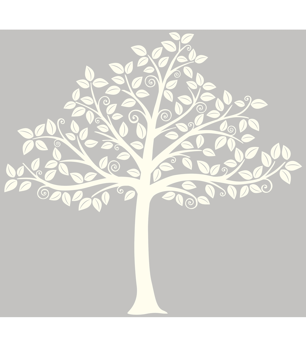 Joann Fabric Wall Art Pertaining To Recent Wall Pops Silhouette Tree Wall Art Decal Kit, 129 Piece Set (View 7 of 15)