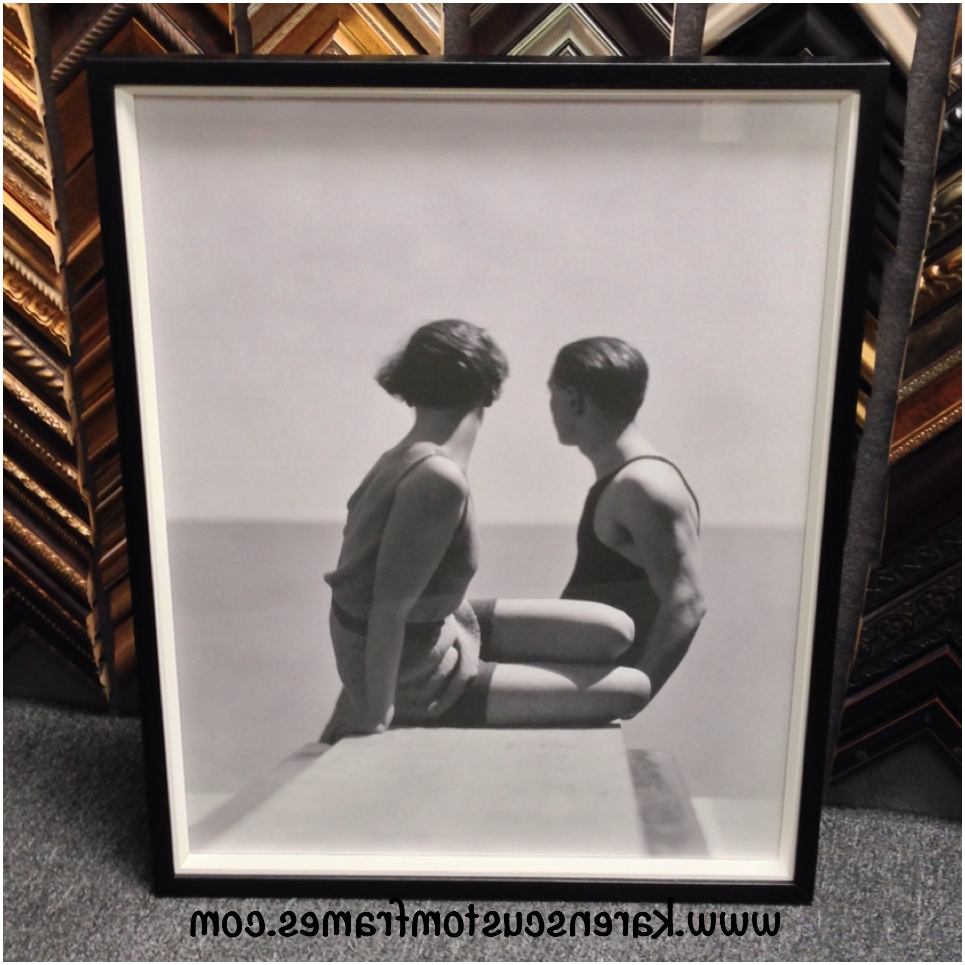 Featured Photo of Custom Framed Art Prints