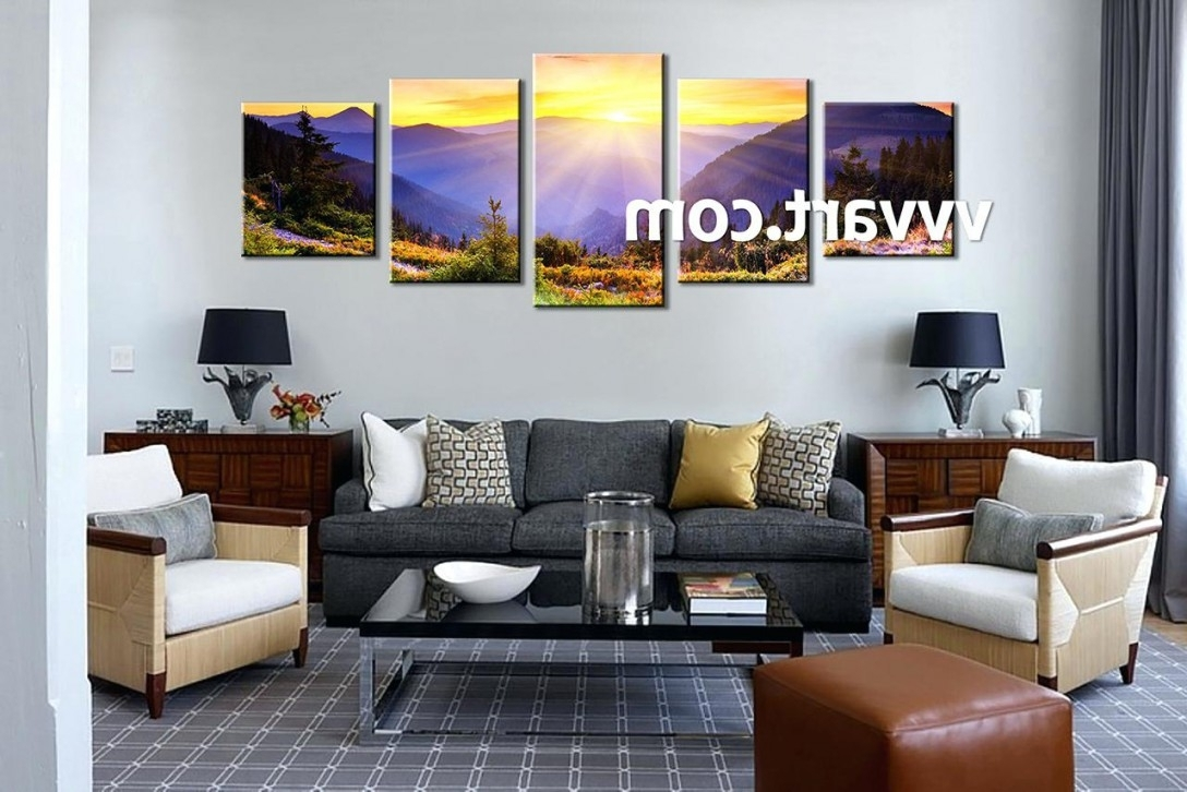 Kohls 5 Piece Canvas Wall Art In Most Recently Released Wall Ideas: 5 Piece Wall Art. 5 Piece Canvas Wall Art Canada. 5 (Gallery 4 of 15)