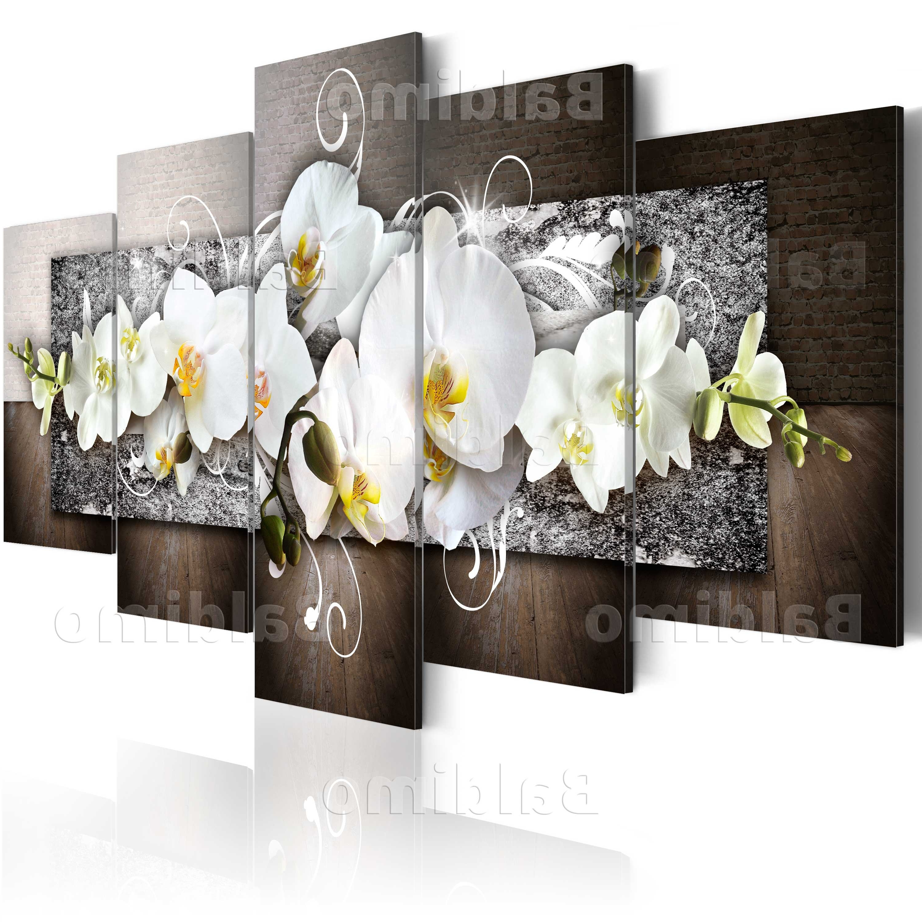 Large Canvas Wall Art With Popular Decor: Large Canvas Wall Art Print For Living Room Design With (Gallery 6 of 15)