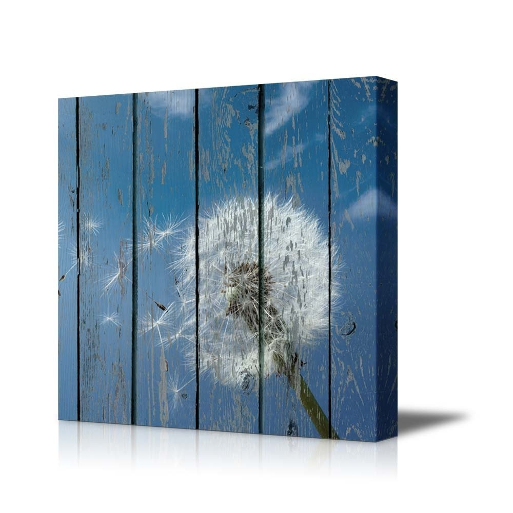 Latest Dandelion Canvas Wall Art Pertaining To Wall26 – Art Prints – Framed Art – Canvas Prints – Greeting (Gallery 9 of 15)