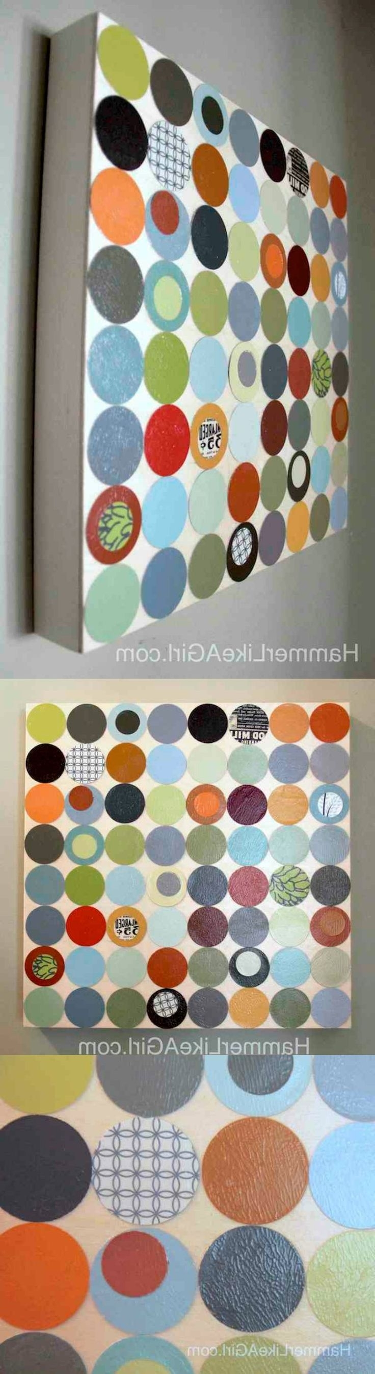 Latest Fabric Swatch Wall Art In 203 Best Wall Art & Ideas Images On Pinterest (View 10 of 15)