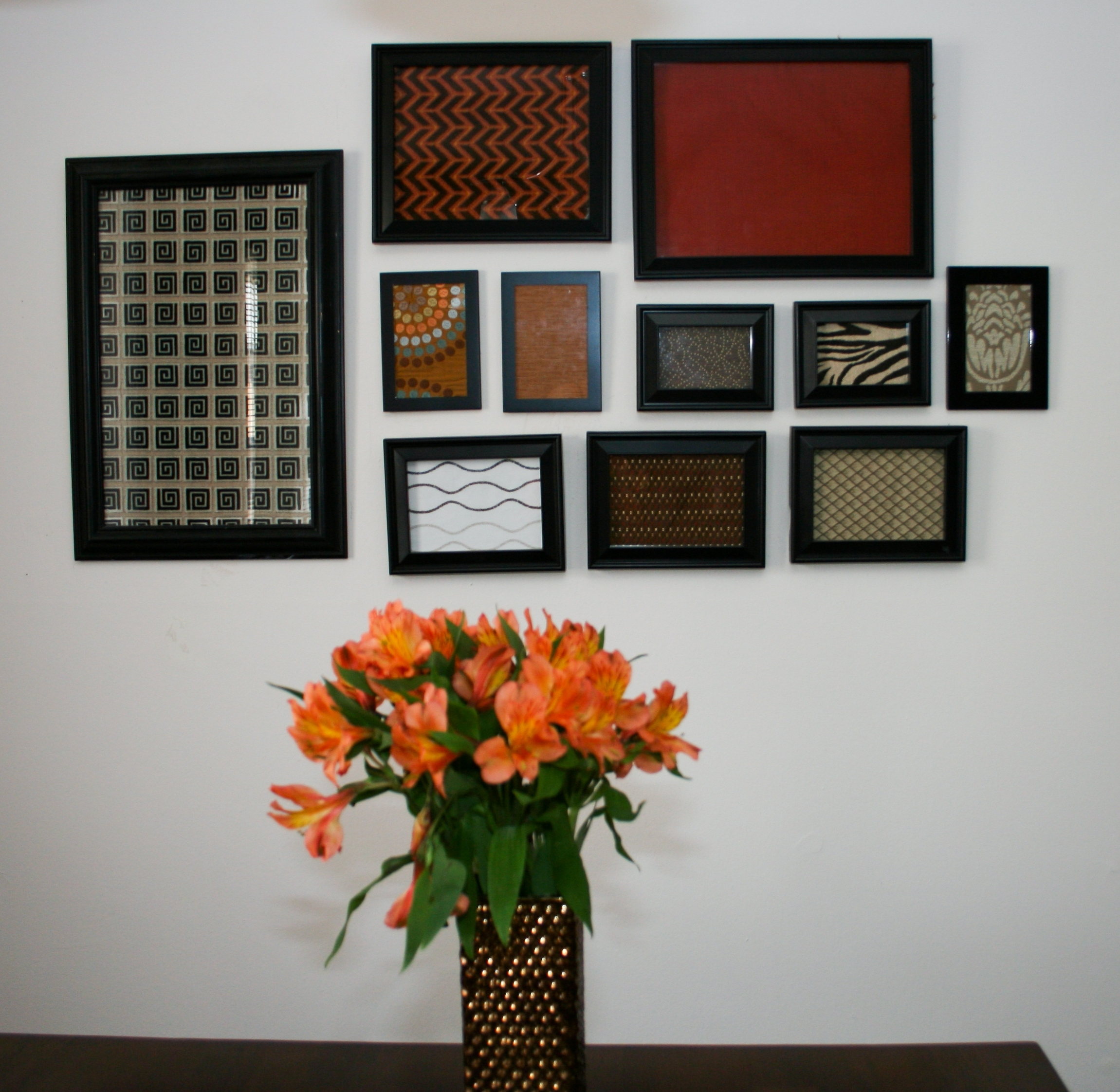 Latest Fabric Wall Art Frames Intended For Wall Art: 10 The Best Idea Frame Fabric Wall Art Fabric Panels For (View 8 of 15)