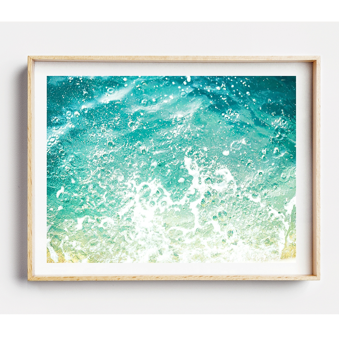 Latest Framed Beach Art Prints In Photographic Art – Framed Wall Art – Coastal Decor – Beach Print (Gallery 14 of 15)