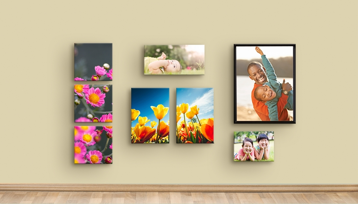 Latest Groupings Canvas Wall Art Throughout Tips & How To's, Ideas And Inspiration (View 8 of 15)
