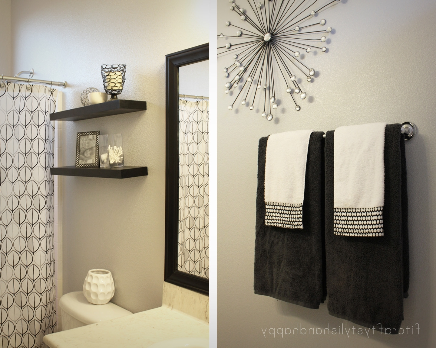 Latest Wall Accents For Bathrooms Pertaining To Others Can Also Be Used To Beautify The Bathroom Interior For (View 8 of 15)