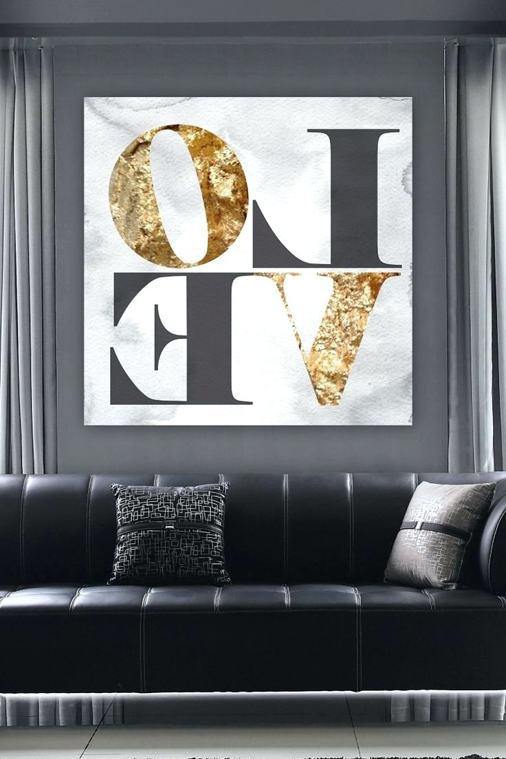 Featured Photo of Love Canvas Wall Art