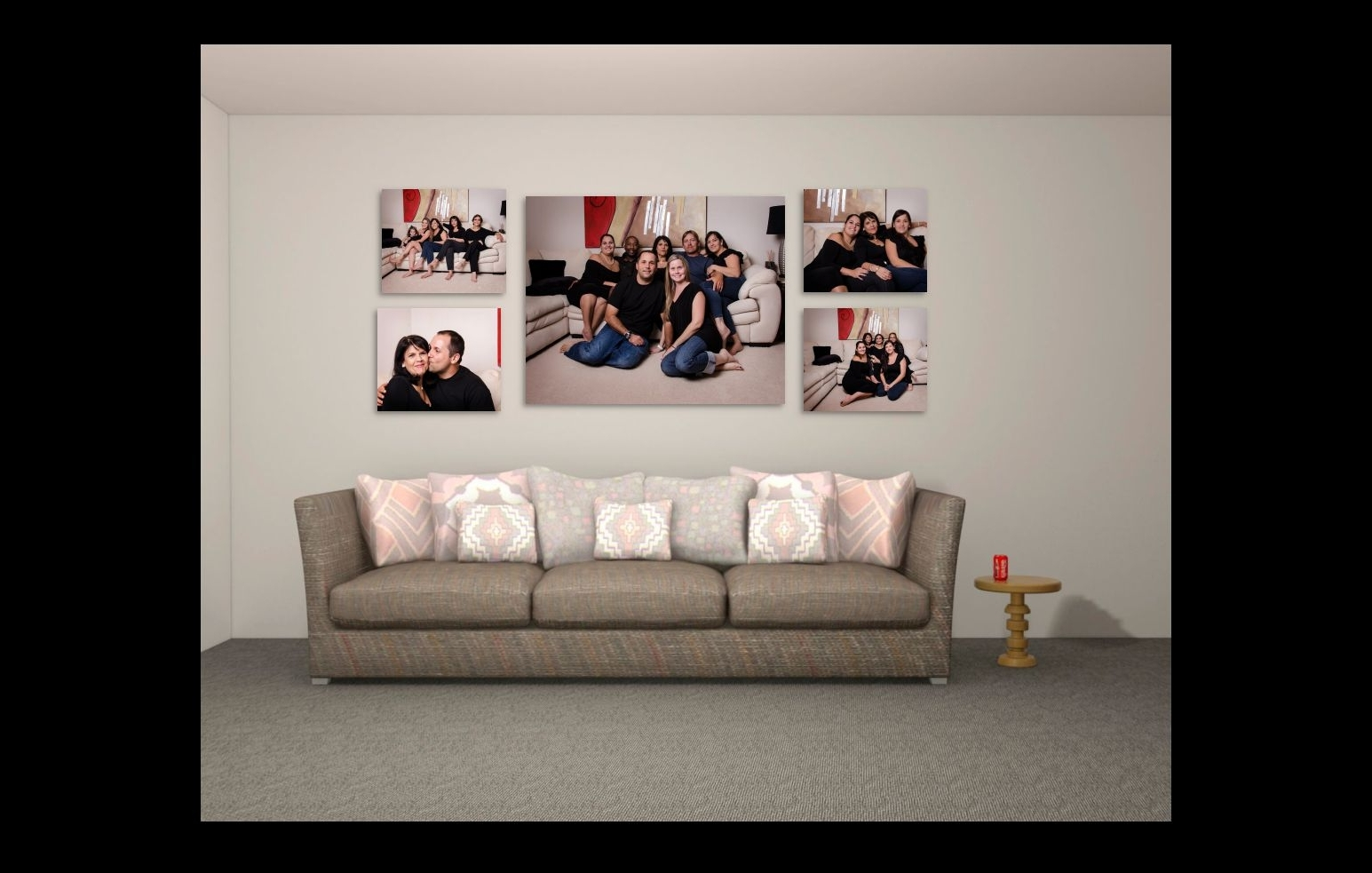 Latest You Seen It? Canvas Wall Art Design! Many People Throughout Groupings Canvas Wall Art (View 11 of 15)