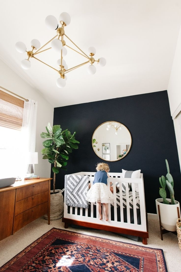 Levi's Nursery Reveal (View 7 of 15)