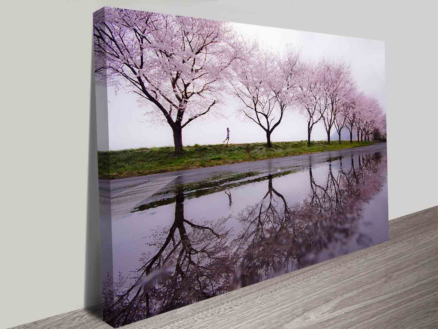 Lilac Canvas Wall Art In Favorite Big Canvas Art Prints & Cheap Wall Photo Pictures (View 6 of 15)