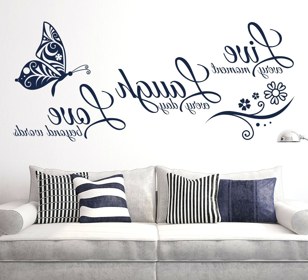 Live Laugh Love Canvas Wall Art Pertaining To Fashionable Wall Arts ~ Live Laugh Love Wall Ar Photography Live Love Laugh (View 11 of 15)