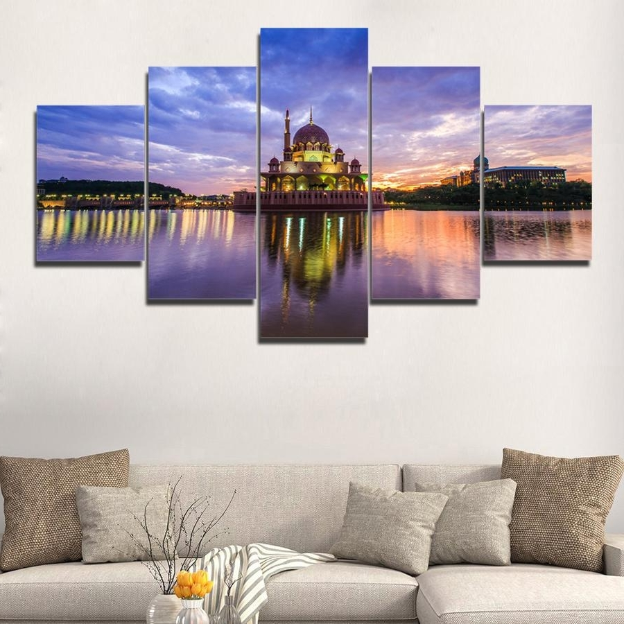 Malaysia Canvas Wall Art In Newest Buy Poster Malaysia And Get Free Shipping On Aliexpress (View 3 of 15)