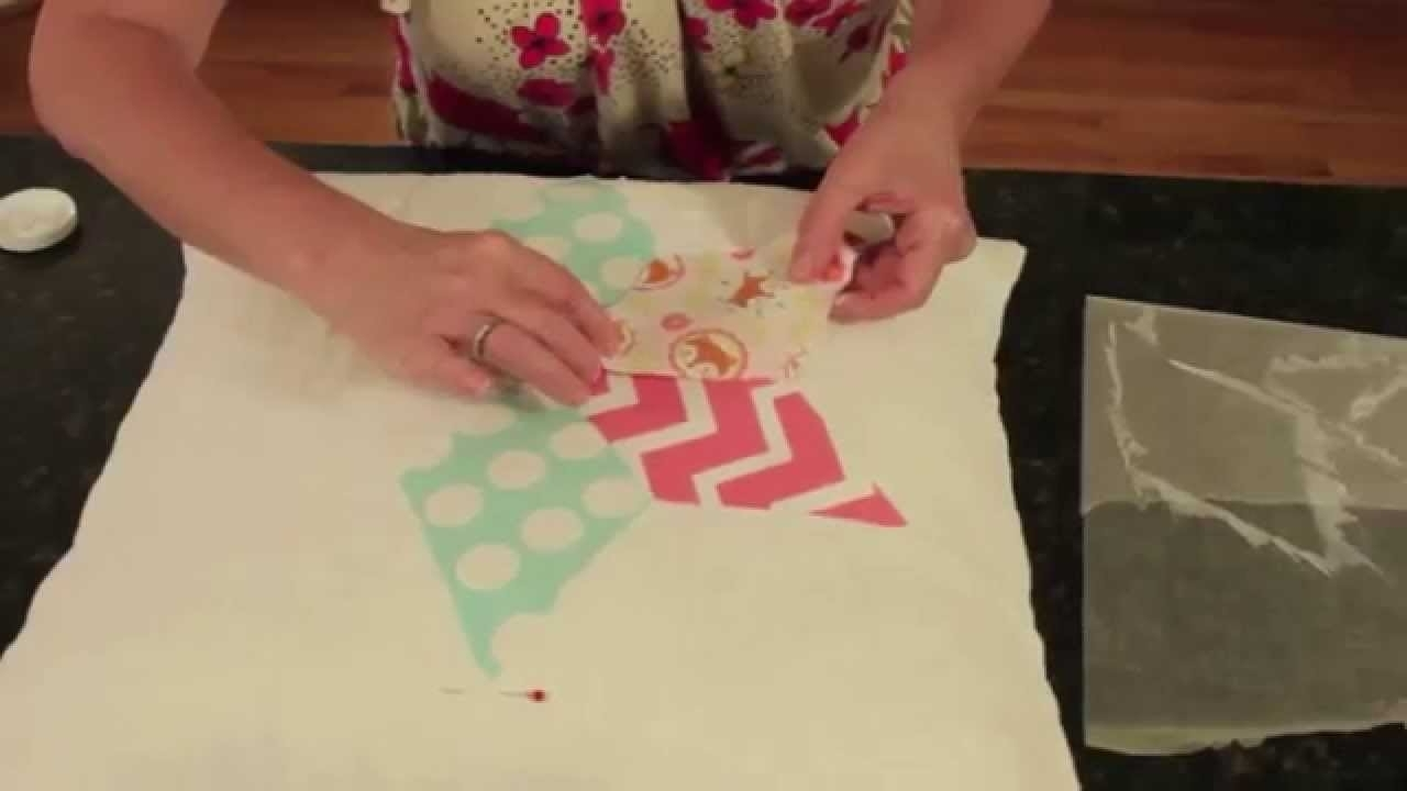 Mod Podge Fabric Wall Art Intended For Latest 3 Easy Nursery Decor Diy Ideas Using Fabric Mod Podge – Youtube (View 8 of 15)