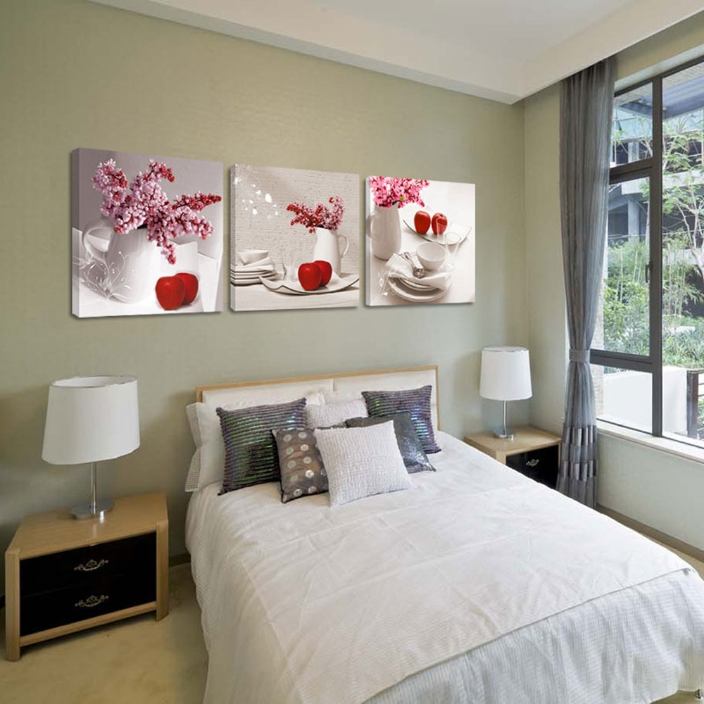 Modern Canvas Wall Art Sets Stretched Canvas Wall Art Sets Floral For Widely Used House Of Fraser Canvas Wall Art (View 9 of 15)