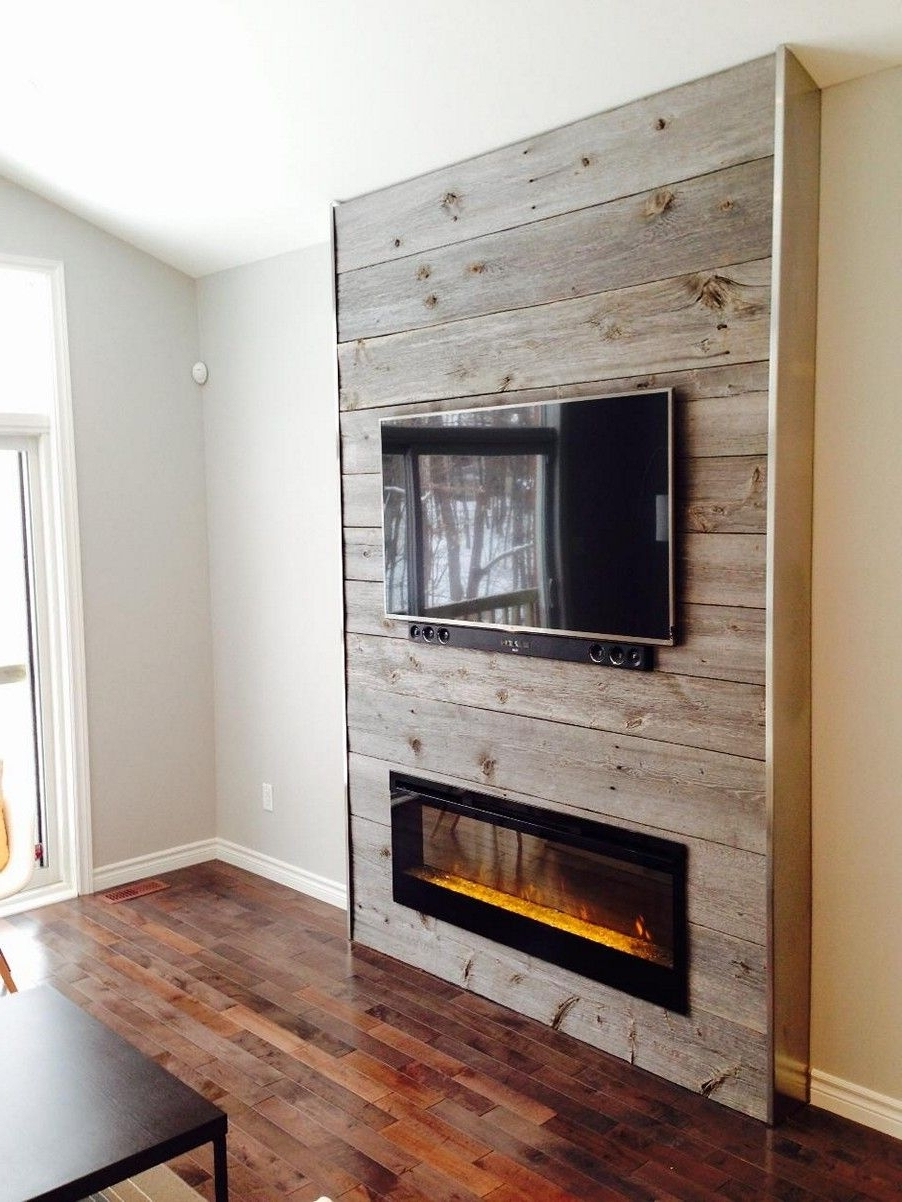 Modern For Wall Accents Behind Tv (View 2 of 15)