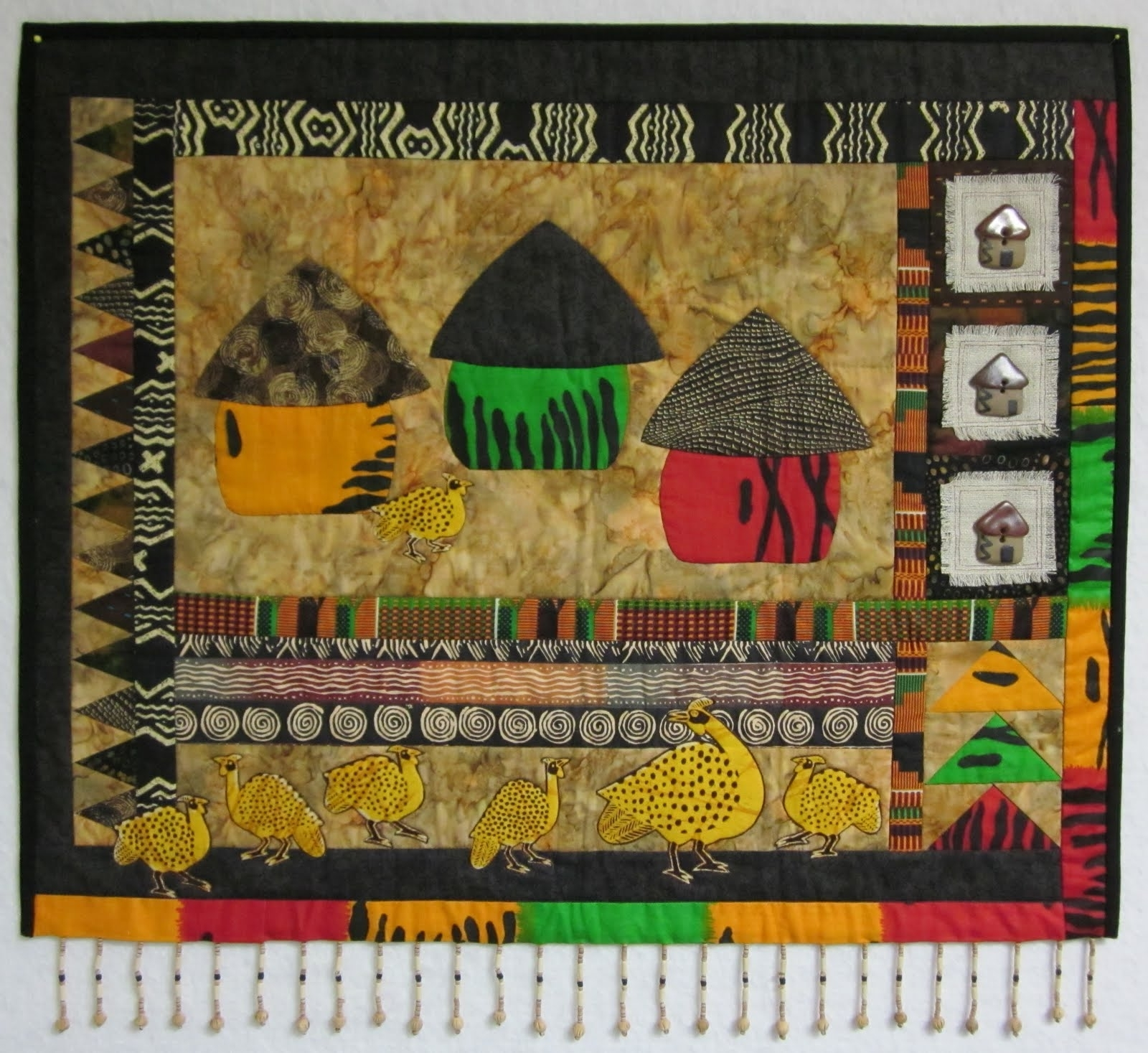 Most Current African Fabric Wall Art Regarding Kitambaa: News From Kitambaa Designs – Bundles And Limited Edition (View 13 of 15)